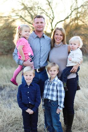 charles and family